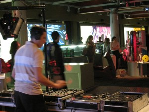 Science Museum DJ